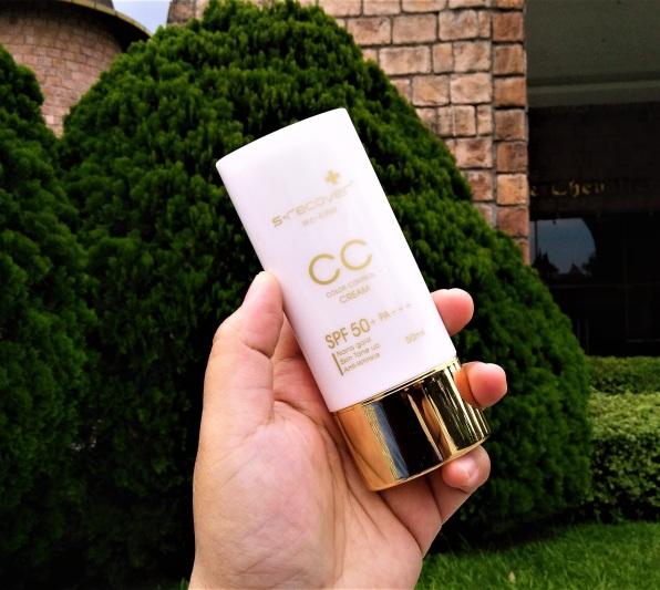 2) 3pm = Product Photo CC Cream A