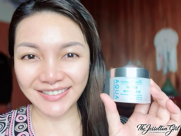 Aqua Whitening Cream 15th May 2019